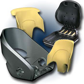Attwood is the world's top manufacturer of upholstered boat seats and marine seating components